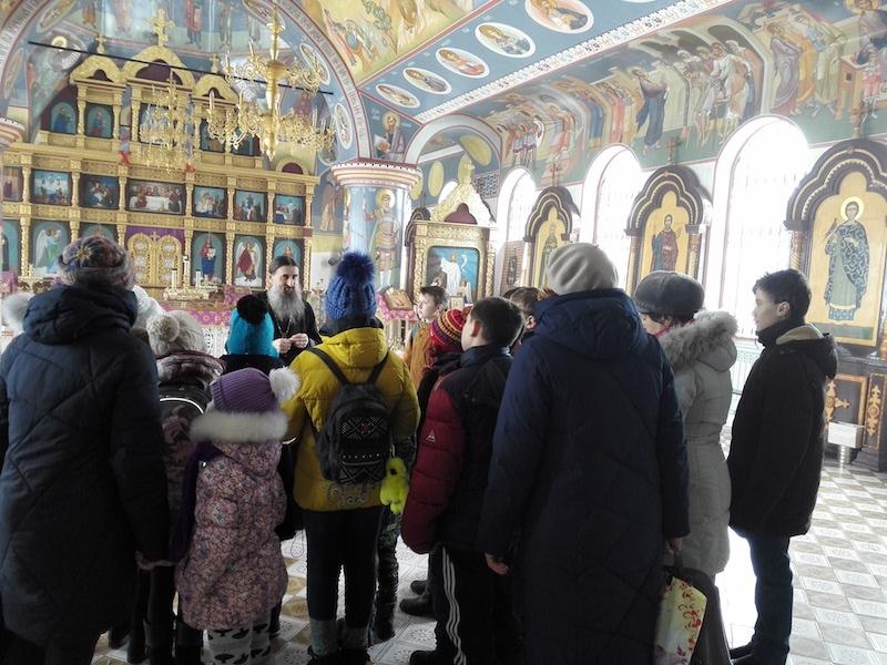 Паломничество в день Лазаревой субботы