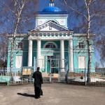 Владимирский храм хутора Новосёловка