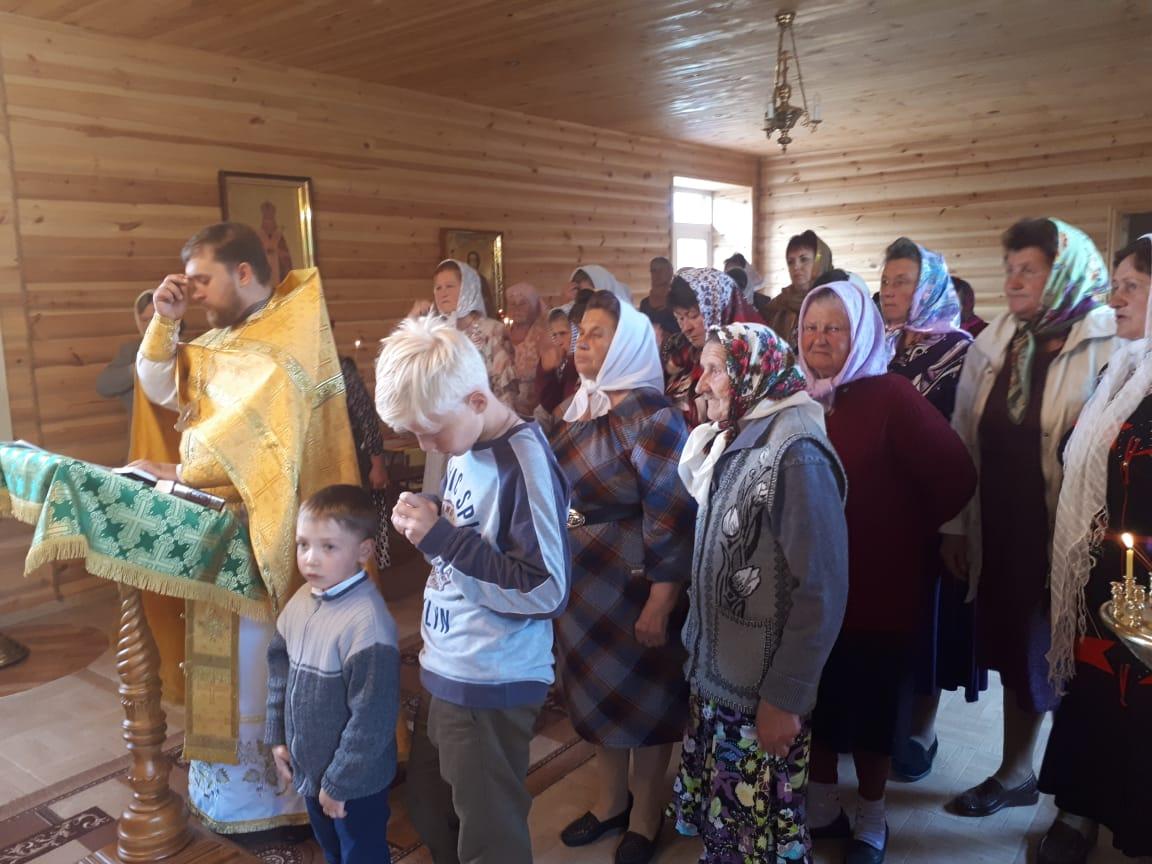 Первое Приходское собрание в храме святителя Луки Крымского