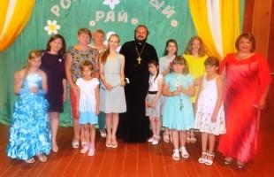 День семьи, любви и верности в Никаноровке