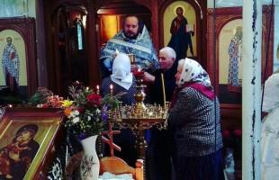 Малый престольный день в Новосёловке
