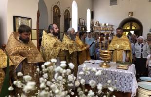 Соборное служение в день памяти Святителя Иоанна Шанхайского