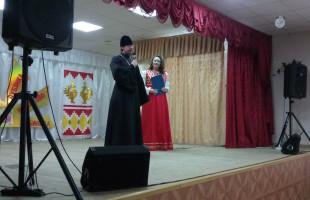 День села отметили в Сапрыкино