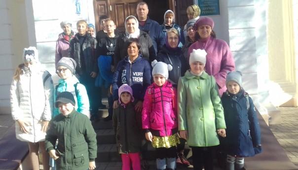 Паломническая поездка к белгородским святыням
