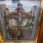 Икона Отцов Поместного Собора 1917-1918 гг.