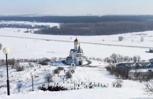 Паломничество в Свято-Троицкий монастырь