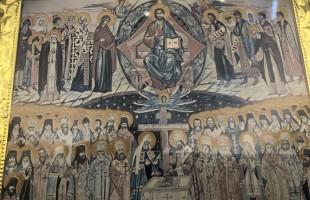 Празднование Собора Новомучеников и исповедников Церкви Русской