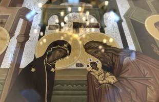 Праздничное богослужение в день Сретения Господня