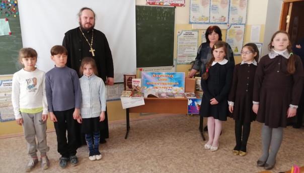 Праздник Дня православной книги в селе Уколово