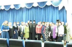 Образование православного прихода в Сергиевке