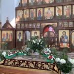 Храм Владимирской иконы Божией Матери х. Новосёловка