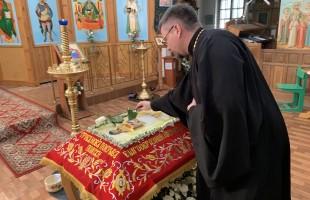 Объезд храмов благочиния