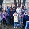 Воспитанники Православного Центра смастерили домик для птиц