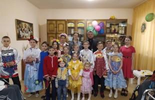 Добрая традиция в дни праздника Пасхи