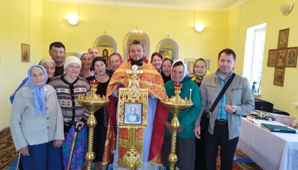 Престольный праздник в Богословке