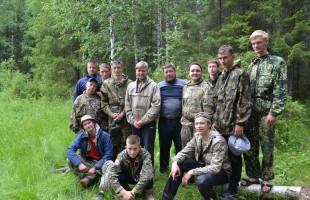 Водный сплав по северным рекам России