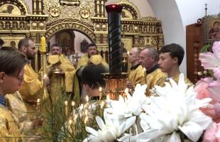 Празднование памяти равноапостольного князя Владимира