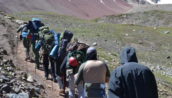 Молодежный актив благочиния посетил Республику Алтай