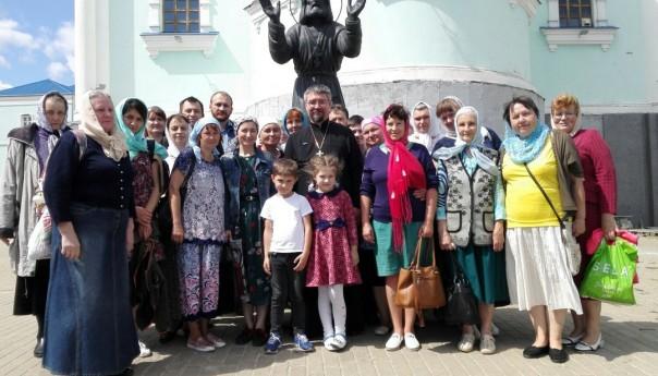 Паломничество в Курскую Коренную пустынь