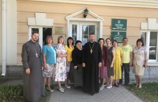 Заседание педагогического совета Детского православного досугового центра