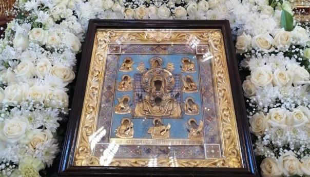 Паломничество к Курско-Коренной иконе Божией Матери
