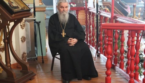 Отошел ко Господу протоиерей Леонид Гончаров