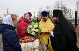 Архиерейское богослужение в Архангельском