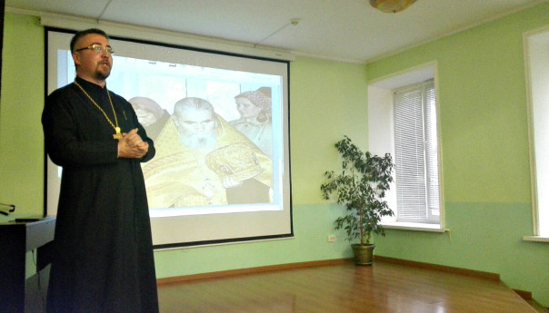 Вечер памяти протоиерея Леонида Гончарова
