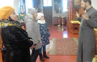 Экскурсия в храме святого апостола Иакова