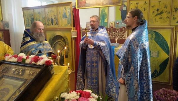 Престольный праздник Казанского прихода и День села в Присынках