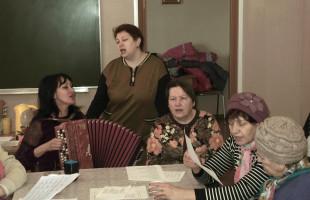 Рождественские посиделки в Православном Центре