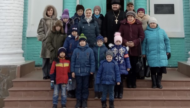 Паломническая поездка по храмам благочиния