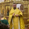 Божественная литургия в Новогоднюю ночь