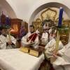 В Неделю по Рождестве Христовом совершена Литургия апостола Иакова