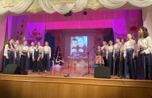 Рождественский концерт воспитанников Детского православного центра