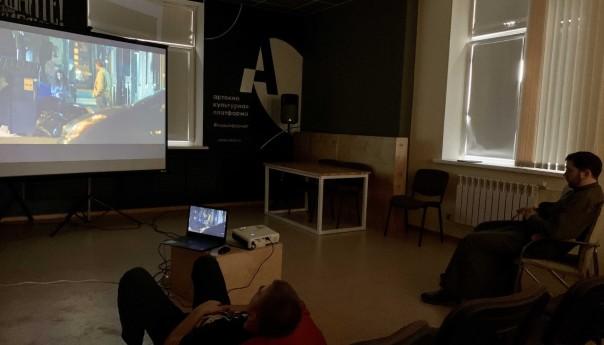 В Центре молодежных инициатив прошел вечер христианского кино