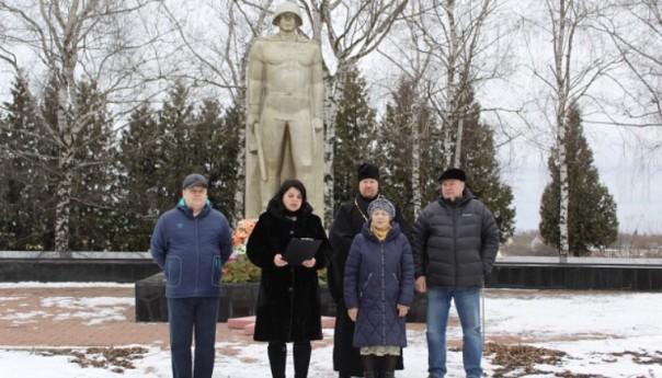 77-я годовщина освобождения села Истобное