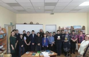 День Православной книги на приходе Владимирской иконы Божией Матери хутора Новоселовка