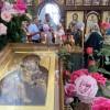 Престольный праздник храма Владимирской иконы Божией Матери хутора Новоселовка