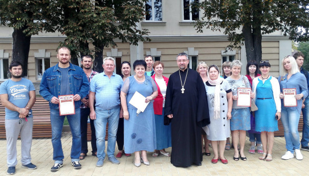 Начало нового учебного года в Детском православном центре